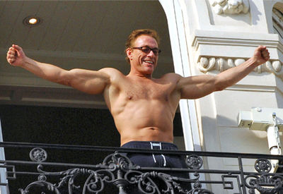 JEAN CLAUDE SO PSYCHED