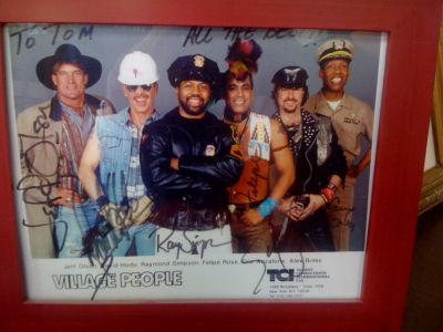 Village people photo