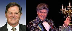 Delay and liberace