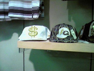 Money hat hat hat
