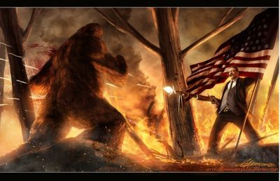 Teddy_roosevelt_vs__bigfoot_by_sharpwriter-d3a72w4-500x323 (1)