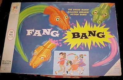 Fang bang cover